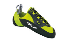 Edelrid Typhoon Lace chaussures d&#039;escalade vert/noir